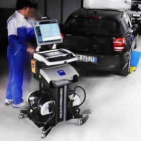 Diagnostikos ir testavimo įranga