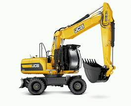 wheeled-excavators