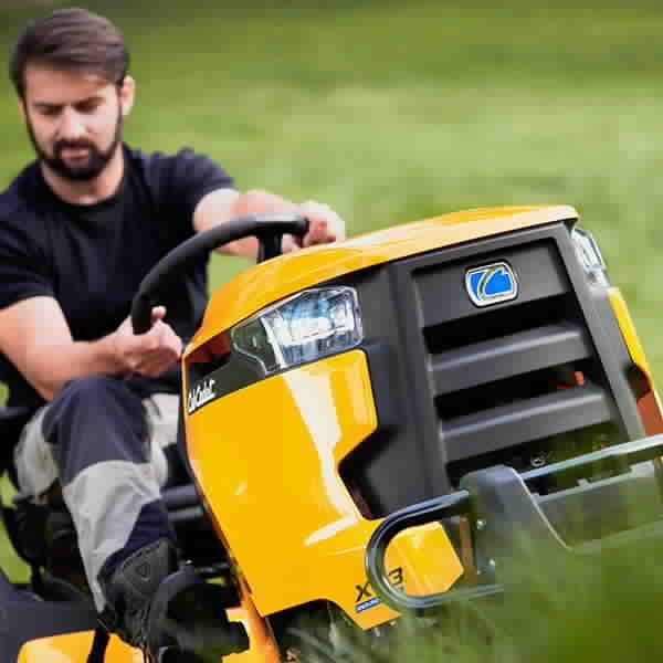 lawn-tractors