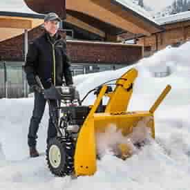 snow-blowers