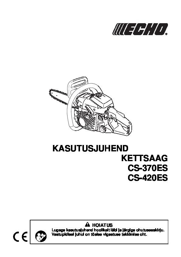 CS-420ES-kasutusjuhend