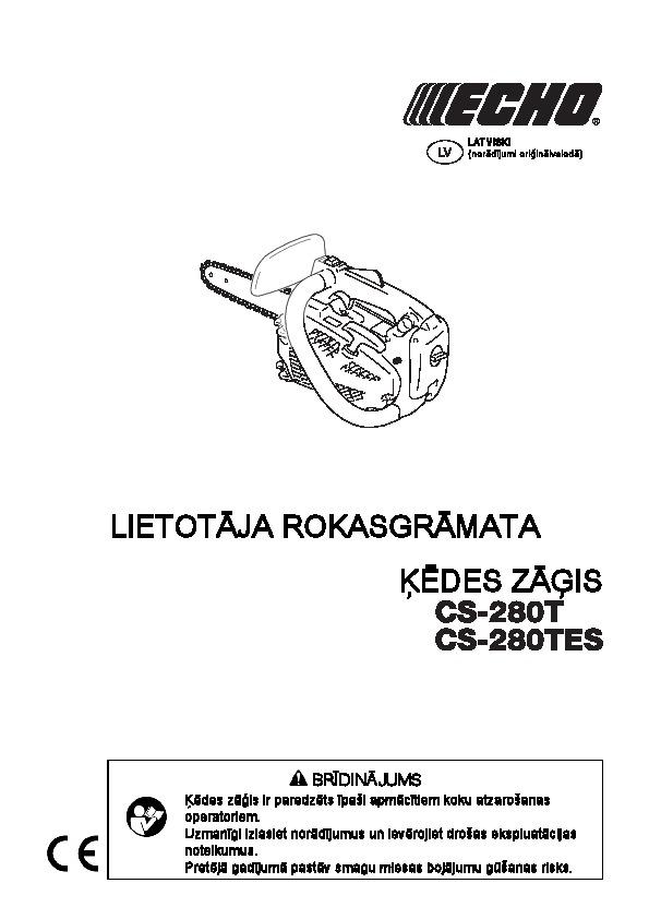 CS-280TES Lietoshanas Instrukc