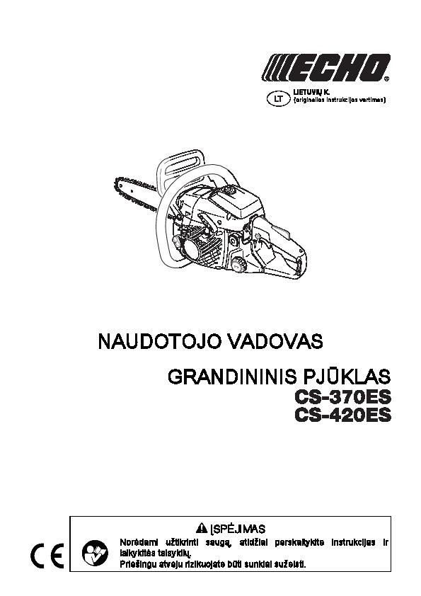 Grandininis_pjūklas_ECHO CS-37
