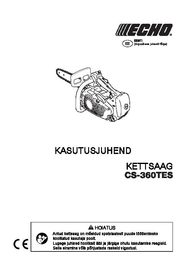 CS_360TES_EE_Y-kasutusjuhend