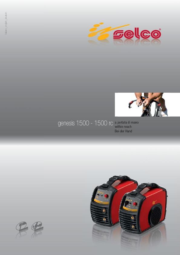 Genesis 1500 RC