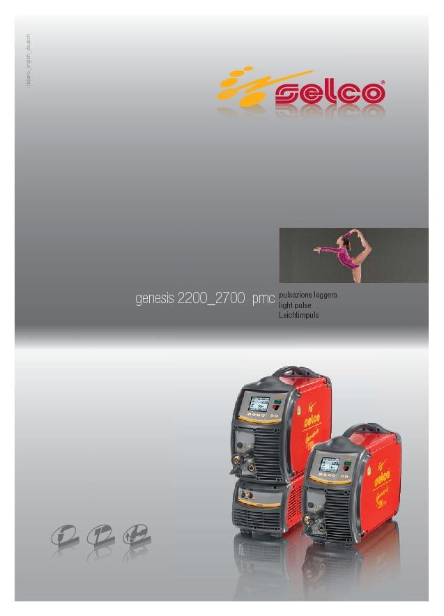 Genesis 2200 2700 PMC