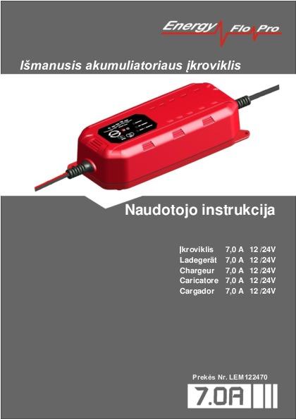 LEM122470 Manual  LT