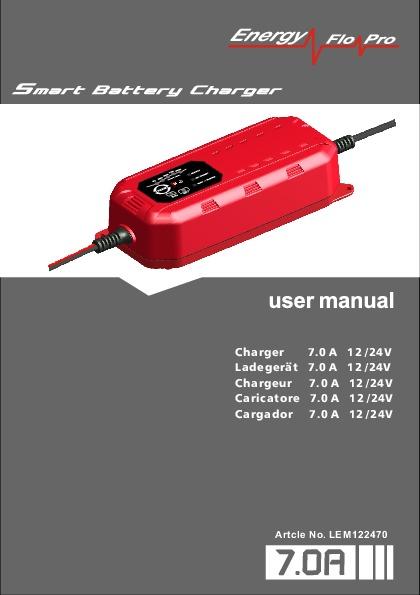 LEM122470 Manual  EN FR