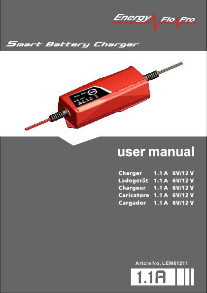 LEM61211 Manual  ENFR