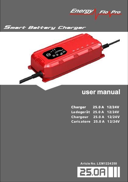 LEM1224250 Manual  EN FR