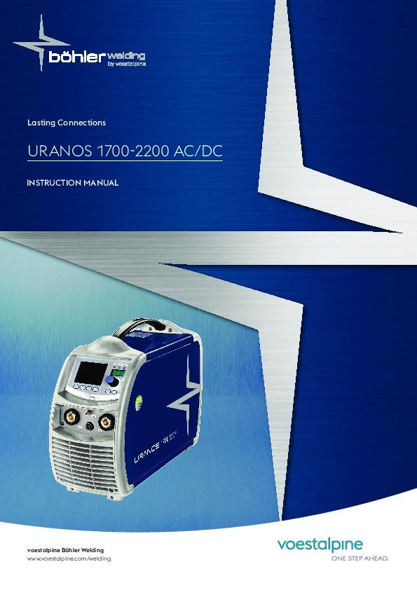 URANUS 1700-2200 AC DC