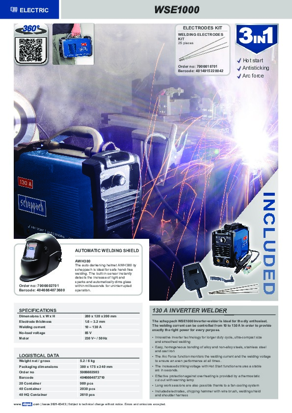 Brochure WSE 1000_gb
