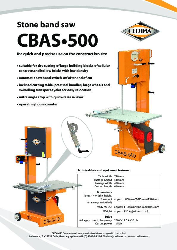 CBAS-500