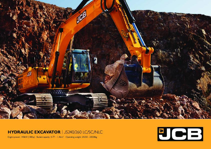 JS240-JS260