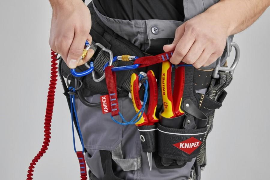 Tööriista turvakinnitus kmpl  TT, kuni 1,5kg, Knipex