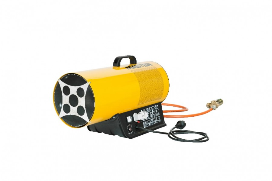Soojapuhur gaasit. BLP 33 ET, 33 kW, Master