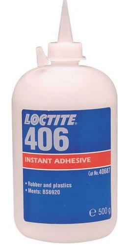 Momentlīme LOCTITE 406 500g