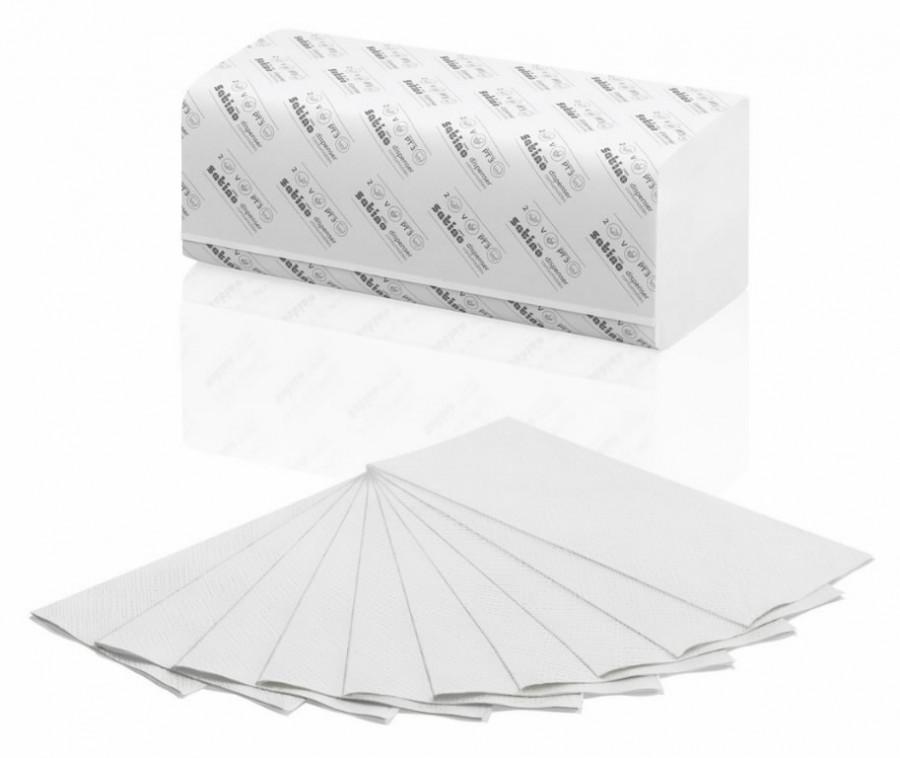 Lehtpaber Comfort/ 2-kihti/ 25x23 cm/ 3200 lehte PT3