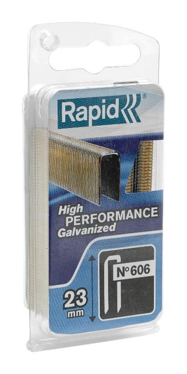 Klambrid 606/23 600tk, Rapid