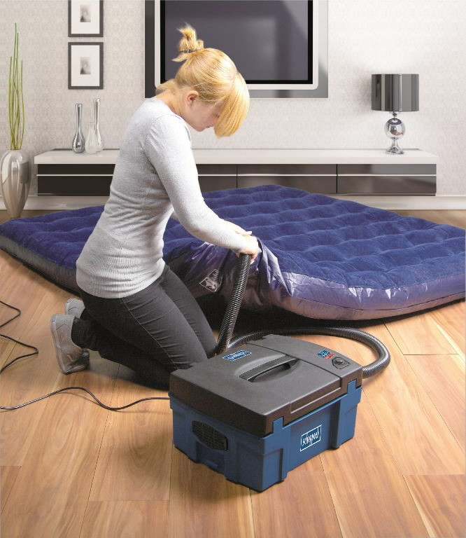 Vacuum cleaner with inflating function HD2p, Scheppach