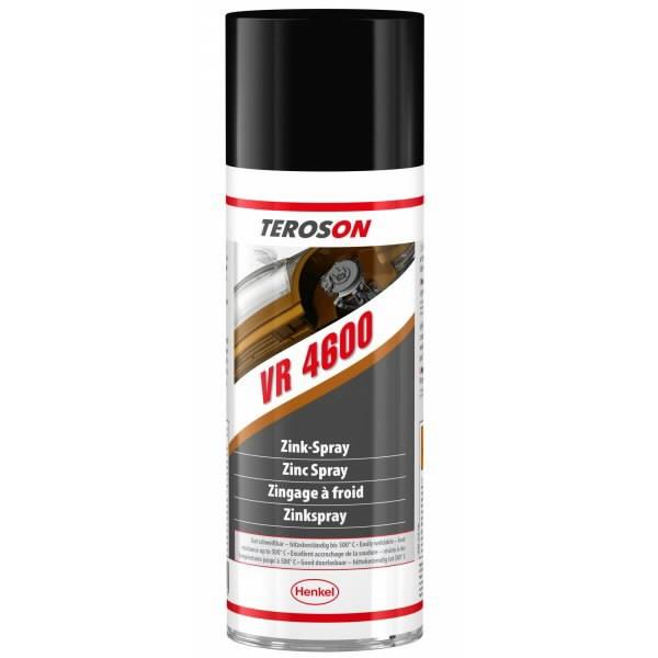 zinc spray teroson vr 4600 400ml loctite protecion sprays. Black Bedroom Furniture Sets. Home Design Ideas