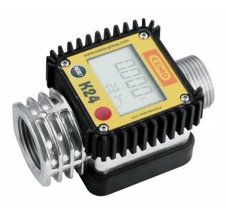 K24 A digitaalne mõõtur kütusemahutile Cematic pumpadele, Cemo