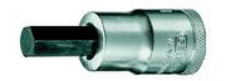 Sisekuuskantpadrun 1/2 8mm L60mm IN19, Gedore