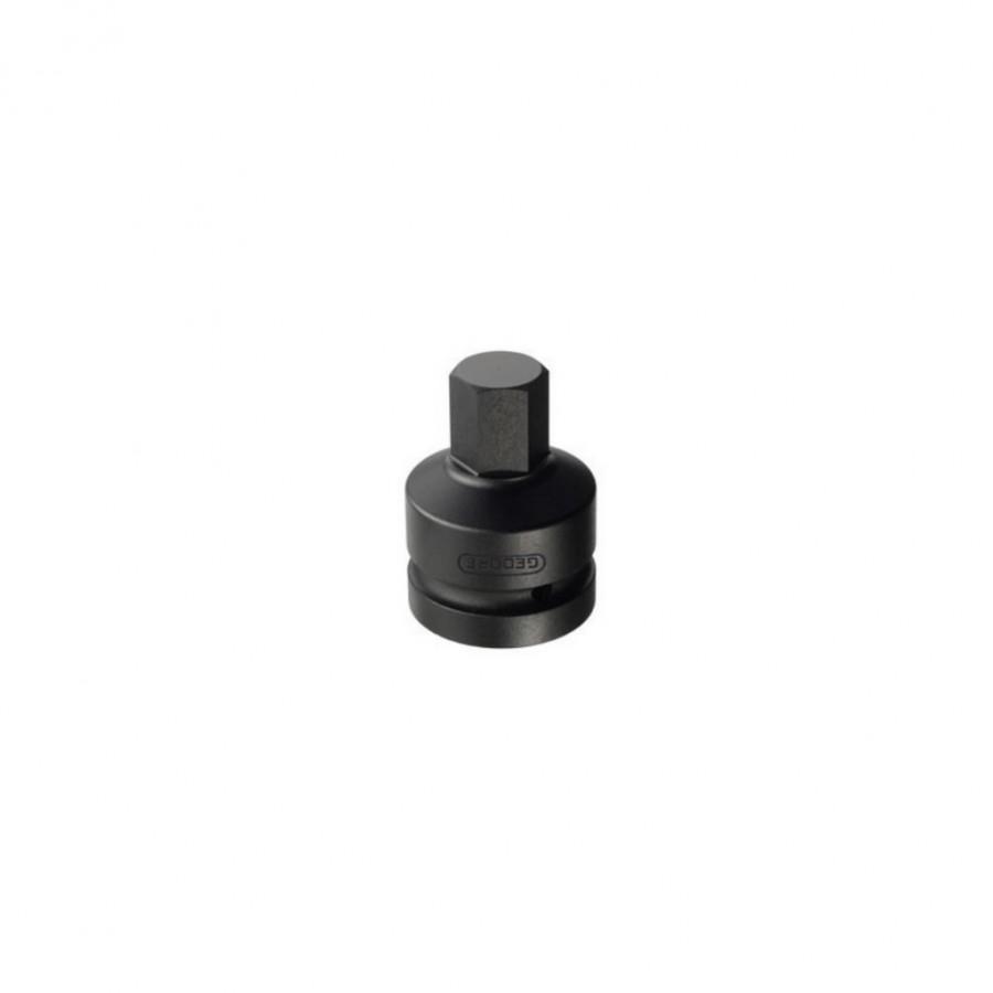 Lööksisekuuskantpadrun 3/4 17mm L65mm IN K 32, Gedore