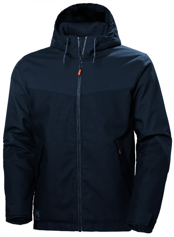 OXFORD WINTER JACKE, navy M, Helly Hansen WorkWear