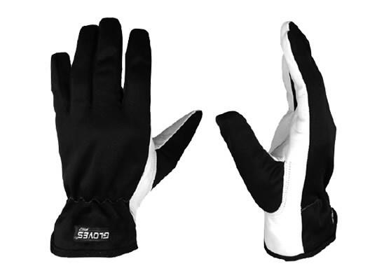 Kindad Dex1, polüester/kitsenahk 8, Gloves Pro®