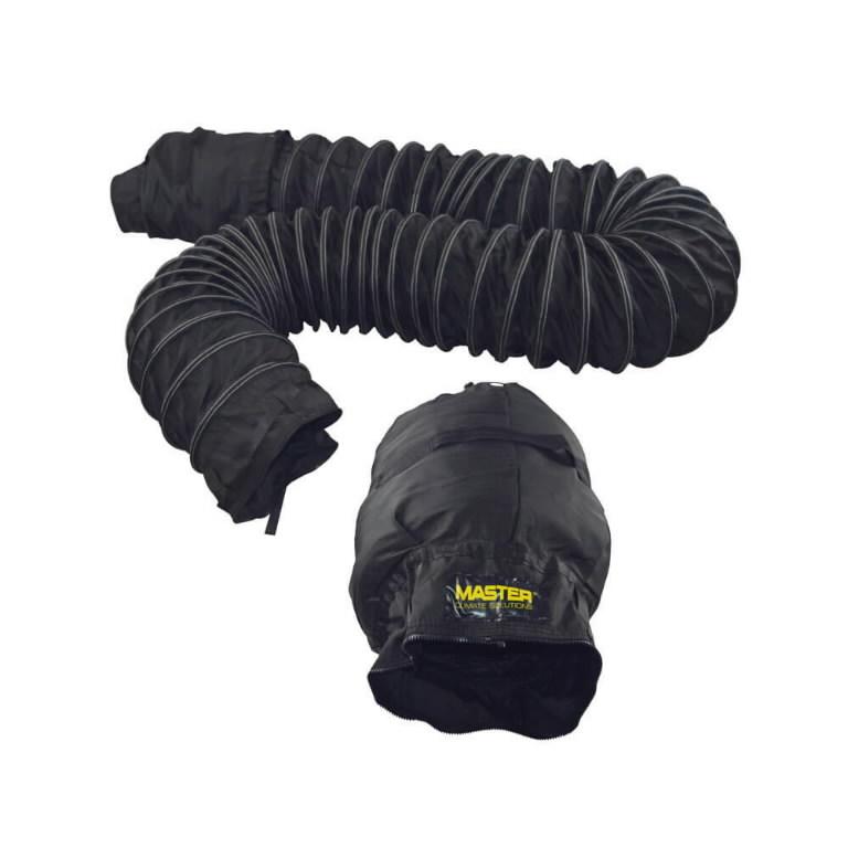 Hose black w bag 407mm x 7,6m - BV 290/400/500/471/B30EPR, Master