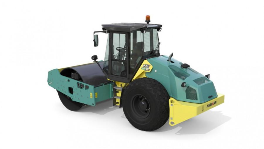 ARS 110 Soil Compactor 3D-Rend