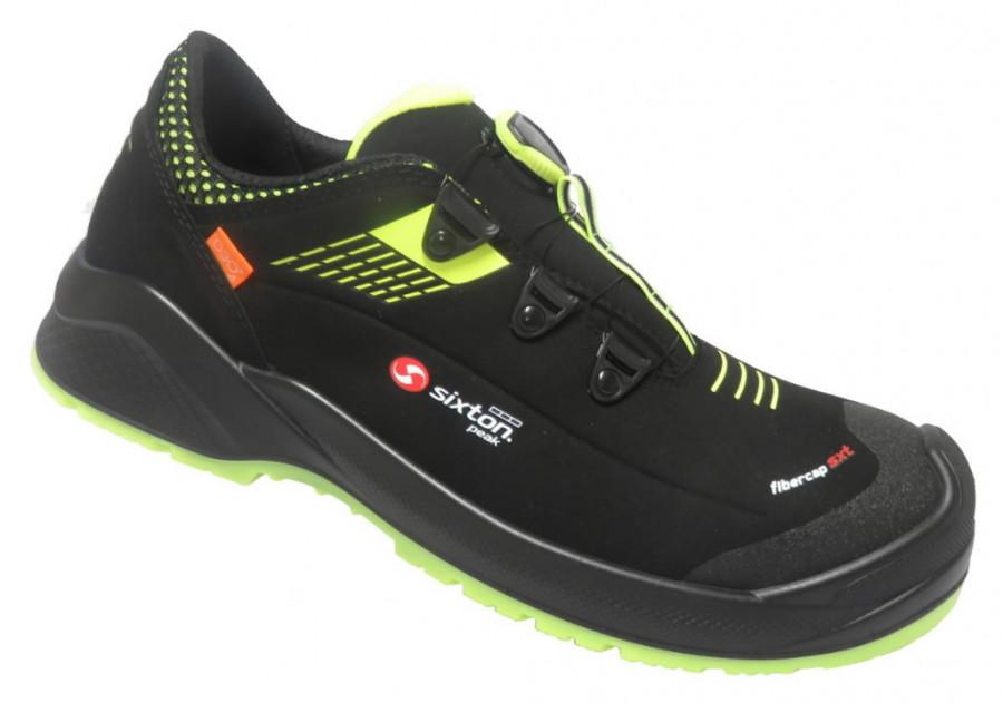 Apsauginiai batai Forza BOA Resolute, juoda S3 ESD SRC 46, Sixton Peak