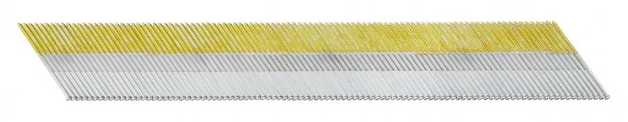 Külmtsink täispea naelad 50x1,8 mm, 34° - 4000tk. DCN650