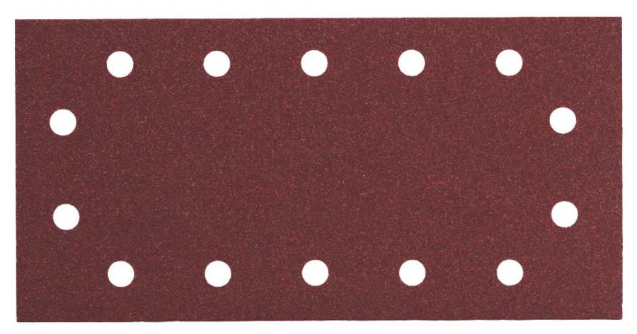 Lihvpaberid 115x230 mm, P120, augustatud - 10tk. SRE 4351, Metabo