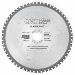 DRY-CUT Metalliterä  305 x 25,4  60H, CMT