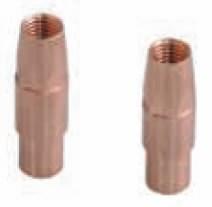 Kontaktsuudmiku adapter CuCrZr EWM M8 MT301G/451 L=34,1mm
