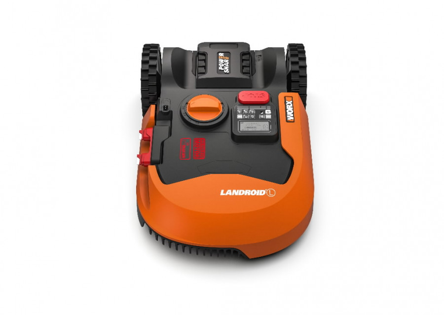 Robotniiduk Landroid L1500, WR153E, Worx