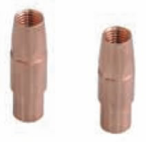 Kontaktsuudmiku adapter CuCrZr EWM M8 MT301G/451 L=37,1mm
