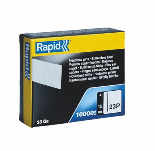 Nõel-naelad 23P/15 10000tk, Rapid