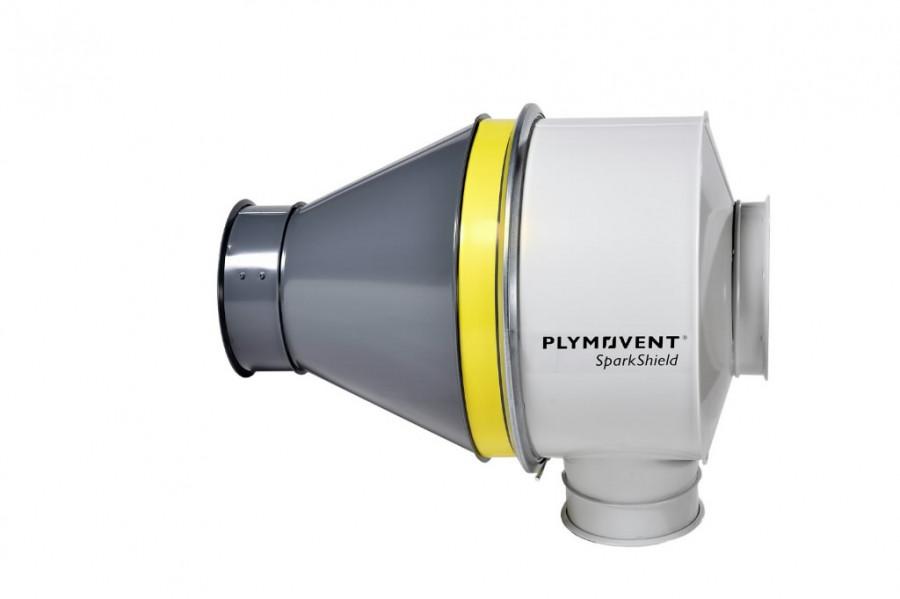 Sädemepüüdja SparkShield-250, toru diam. 250mm, Plymovent