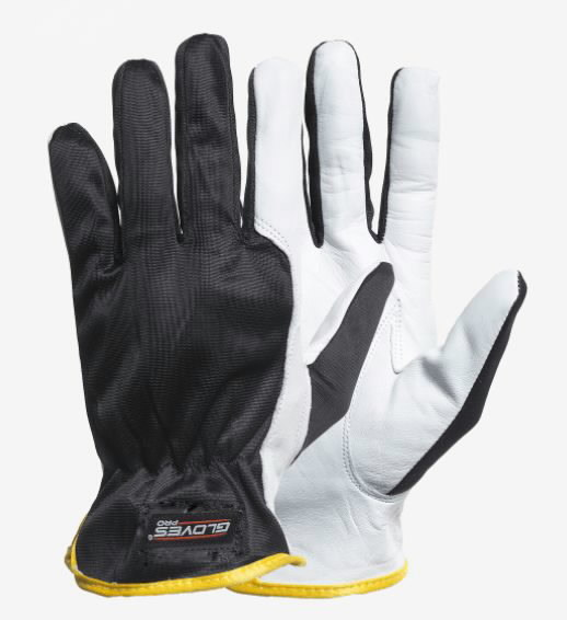 Kindad Dex1, nailon/lambanahk 8, Gloves Pro®
