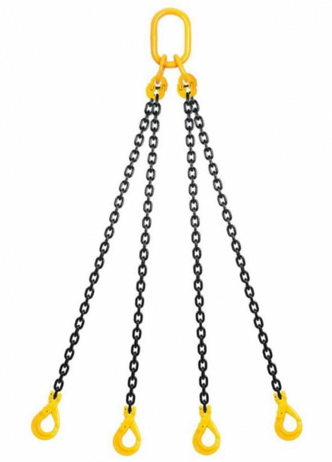 Kett-Tropp 4 haru 10mm 6m, 3 Lift