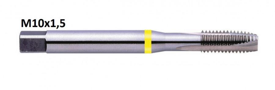 Masinkeermepuur M10x1,5 HSS-E B for through holes, Exact