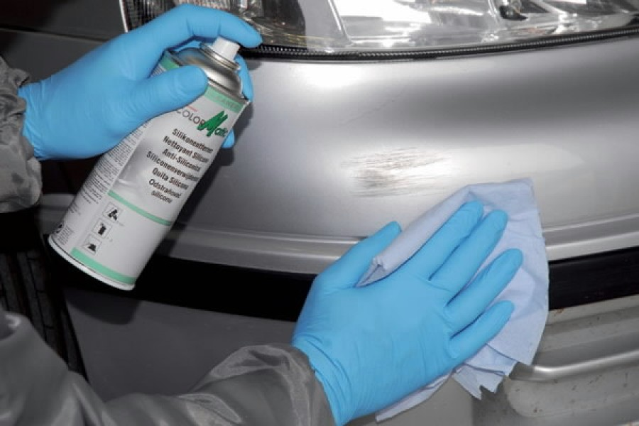 Silikooni eemaldi ColorMatic Silicone Remover 400ml aerosool, Motip