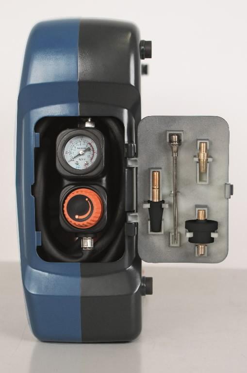 Kompressori air case/230v/1100w, Scheppach