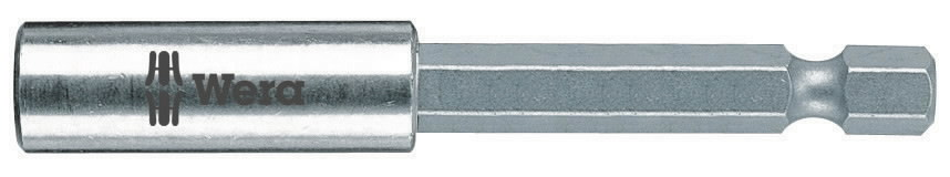 otsakuadapter trellile magnetiga 1/4''x75mm 899/4/1, Wera