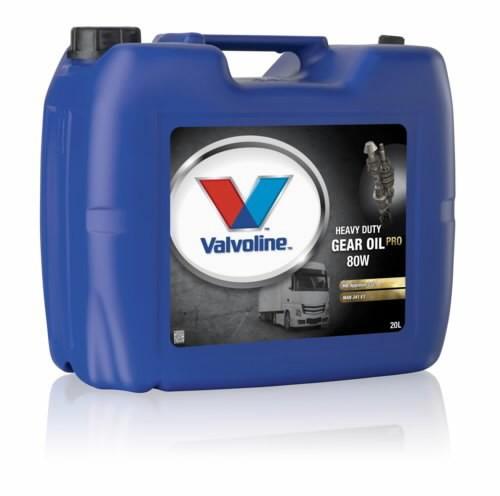 Valvoline HD Gear Oil Pro 80W