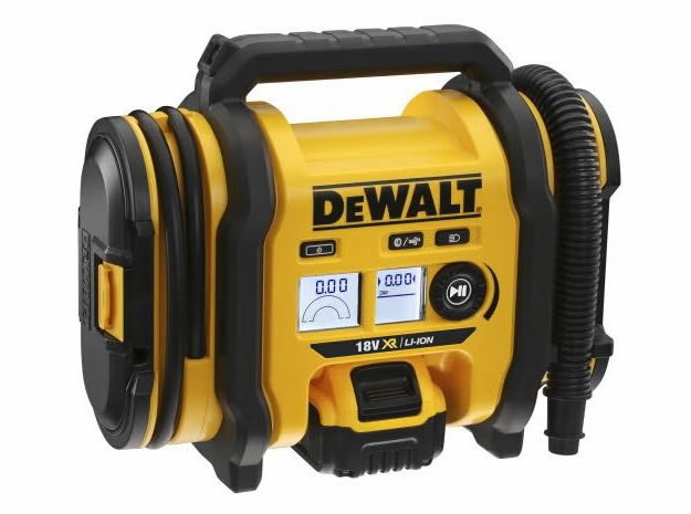 Akutoitel kompressor DCC018N 18V, karkass, DeWalt