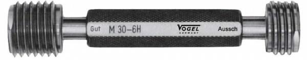 """Keermekaliiber 8,0x1,25mm """"GO"""" ja """"NO-GO"""", Vögel"""